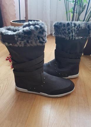 Kangaroos чоботи зима