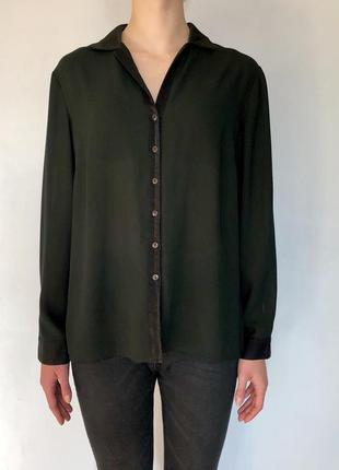 Блуза рубашка marks&spencer