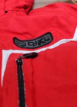 Мужская зимняя лыжная куртка2