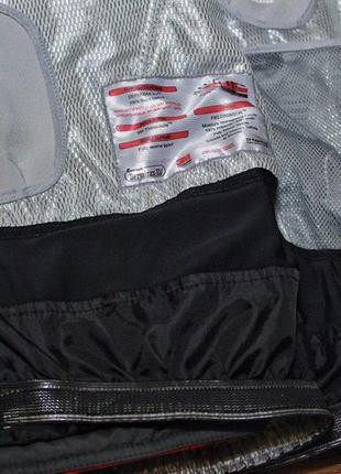 Мужская зимняя лыжная куртка4