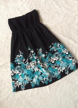 Легкий летний сарафан платье gorgeus m