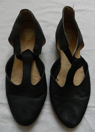 Туфли для танцев menkes. стелька 25см