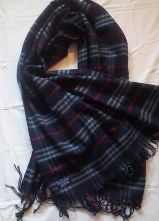 Большой шарф-палантин burberry