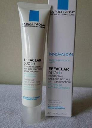 Корректирующее средство для жирной проблемной кожи duo+