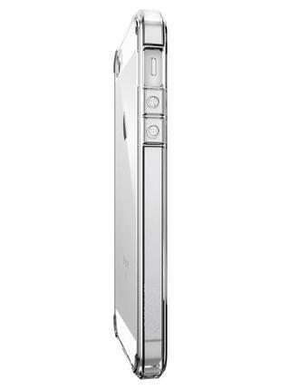 Чехол противоударный spigen ultra hybrid iphone 5 5s se новый оригинал2