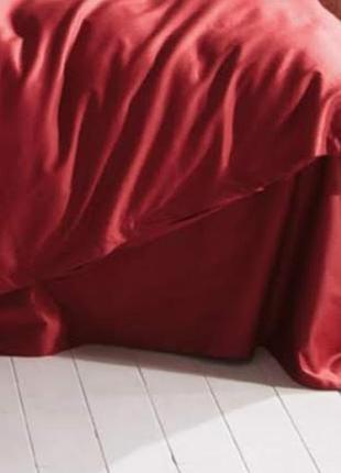 Сатиновый комплект постельного белья4