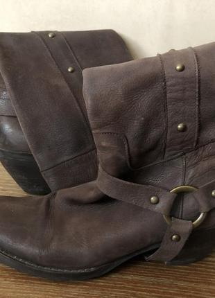 Винтажные ковбойские сапоги