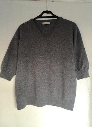100% кашемировый свитер пуловер джемпер