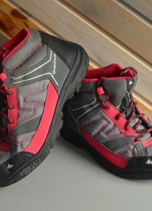 Ботинки полусапоги quechua (34)