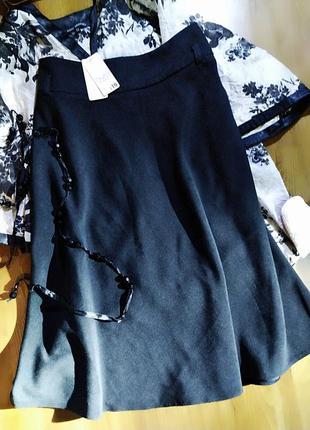 Стильная юбка evie essentials размер 18, 3xl, eur 46