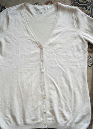 Женская кофта на пуговицах джемпер