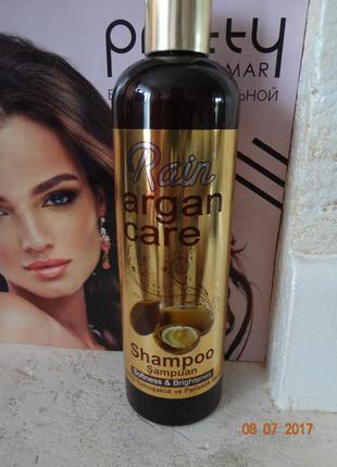 Шампунь для волос с аргановым маслом , турция