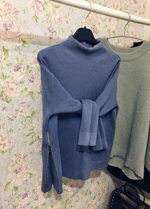 Классный свитер от basler 100% шерсти