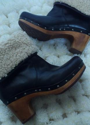 Оригинальные ботинки   ugg
