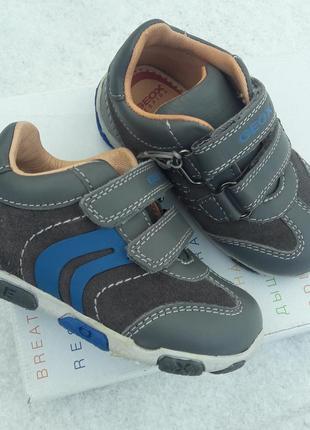 Кроссовки/ кроссы/ geox оригинал из италии. ботинки