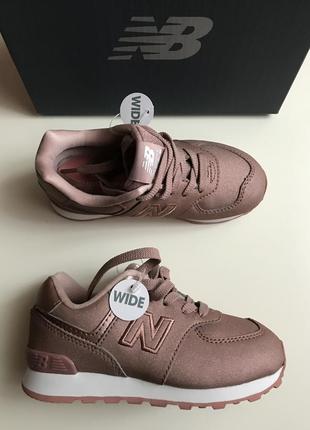 Стильные кроссовки new balance 9,5