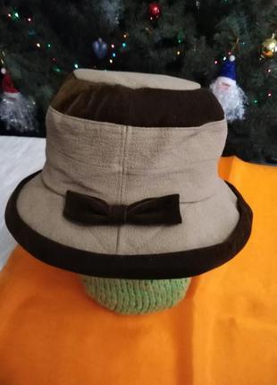 Нарядная шляпка.
