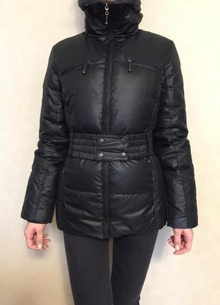 Пуховик куртка пуховая sela