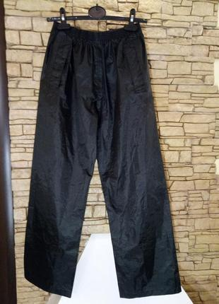 Ветро и водонепроницаемые брюки 42-44р,рост 164