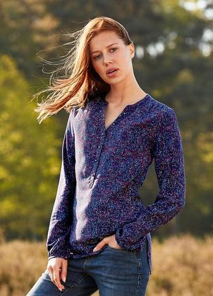Красивая блуза 38евро 44наш tchibo tcm tcm tchibo