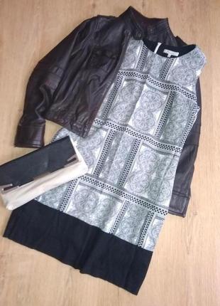 Платье лен размер 10