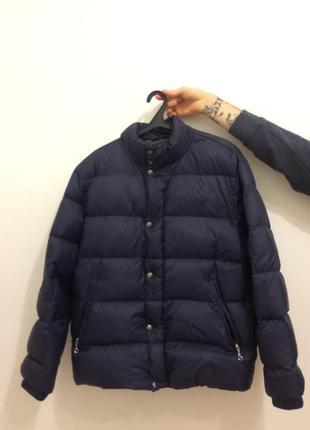 Пуховик gant (зимняя куртка)
