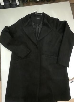 Продам пальто черного цвета фирмы esmara