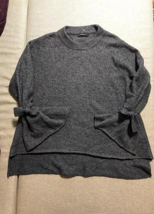 Свитер zara knit размер s-m