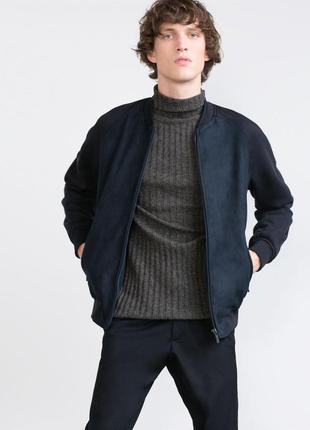 Фирменная курточка zara, размер s