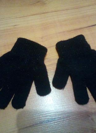 Перчатки, рукавицы на 3-6 лет