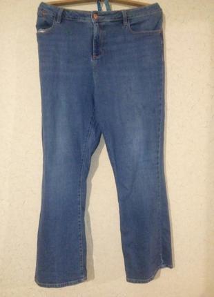 Классные стрейчевые джинсы пот 50-58