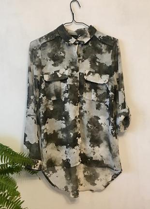 Рубашка блуза amisu