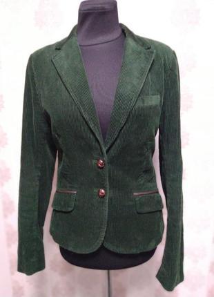 Крутой вельветовый пиджак!