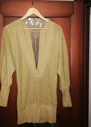 Продам нарядную платье-тунику 46-48 рр
