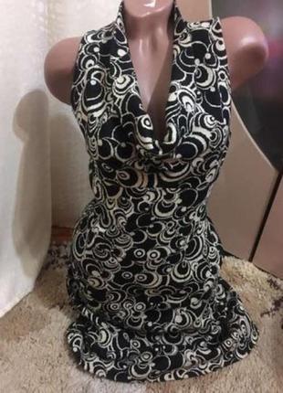 Шикарное теплое шерстяное платье sandro ferrone rome