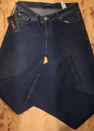 Джинсы мужские плотные со стретчем trussardi