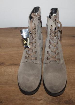 Зимние водонепроницаемые ботинки marc мембрана gore-tex