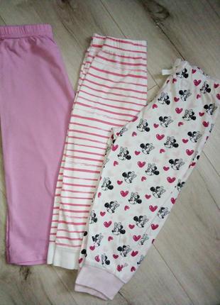 Комплект штанишек для девочки