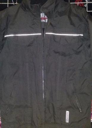 Фирменная, оригинальная, подростковая деми куртка ice breaker