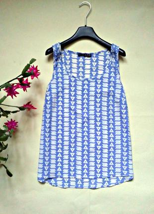 Легкая блуза m-l