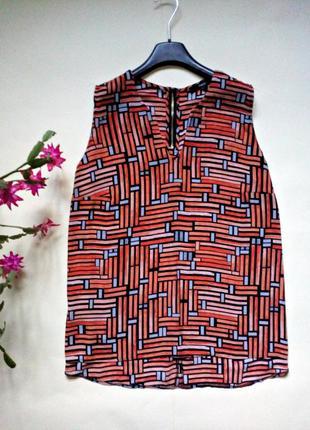 Легкая блуза 16-18