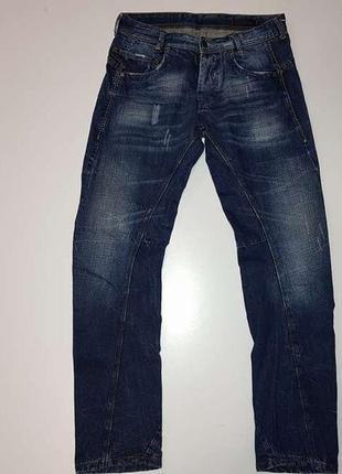 Джинсы y.two jeans, в поясе 42-44 см, как новые!