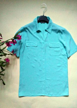 Блуза с короткими рукавами 16