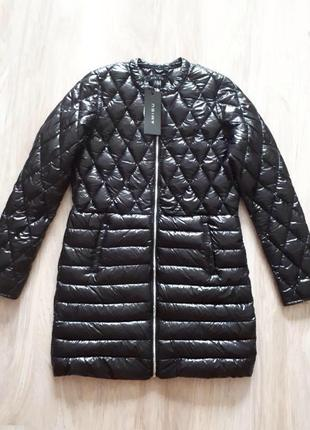 Базовое стеганное пальто new yorker
