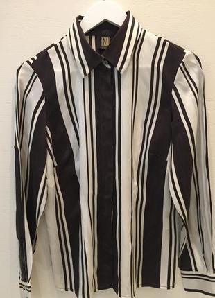 Элегантная женская блузка, бренд madeleine