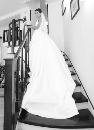 Свадебное платье bruno ariamo