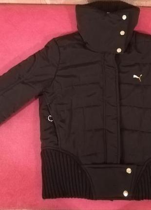 Демисезонная курточка puma, оригинал
