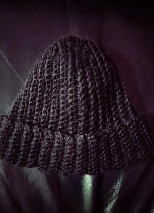 Неймовірно тепла, зручна шапочка (шапка)❄️ 💎💥