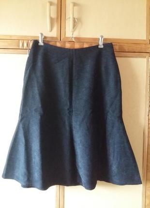 Классическая юбка-годе