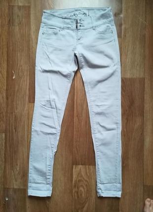 Светлые джинсы tally weijl